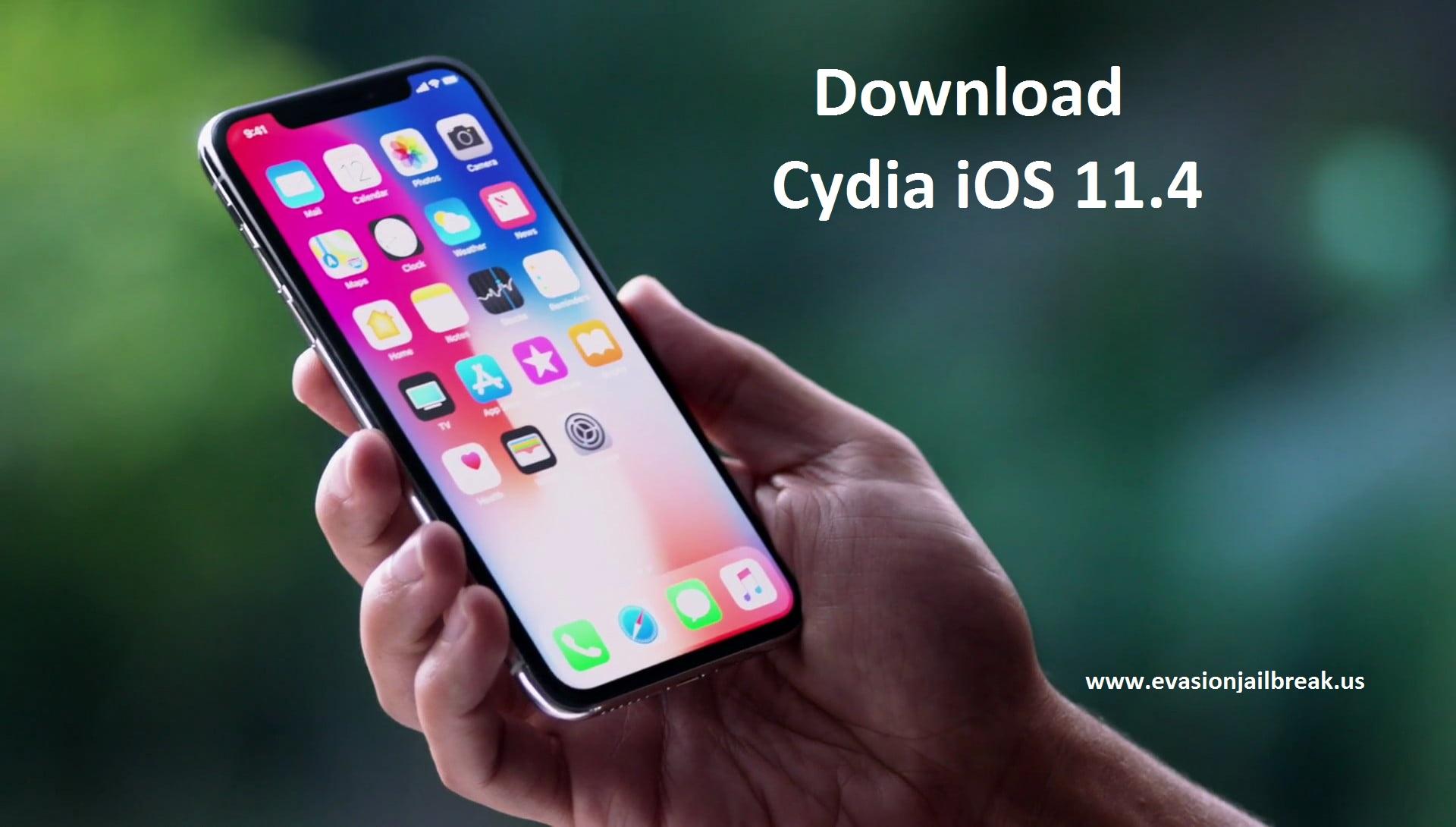 cydia ios 11.4