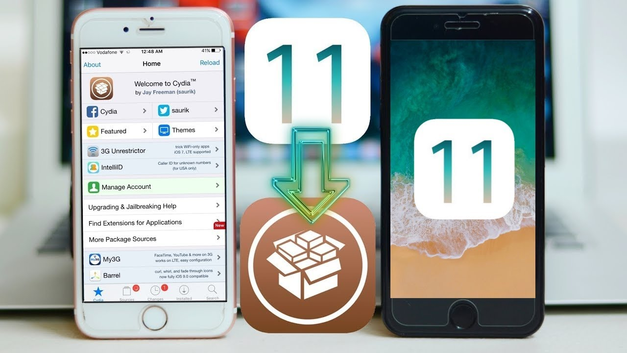 cydia tweaks ios 11