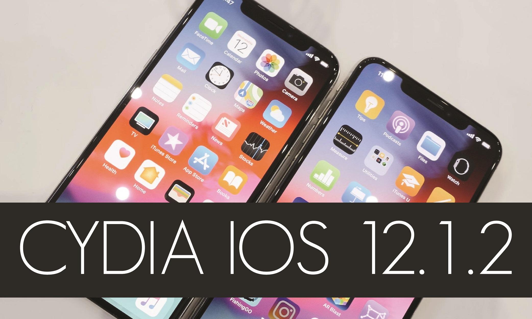 cydia ios 12.1.2