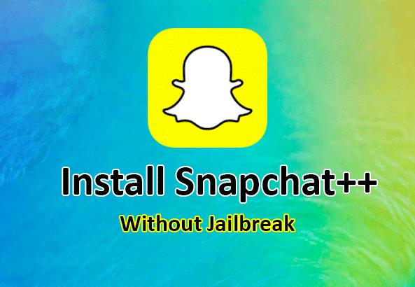 snapchat no jailbreak